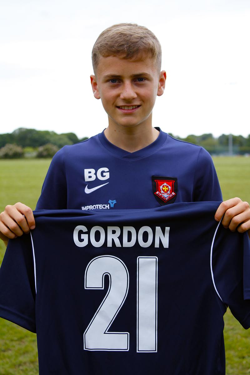 Gordon Compressed